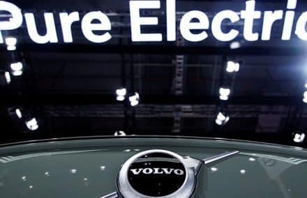Volvo может выйти на IPO