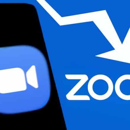 Акции Zoom падают на 16% после выхода отчёта…