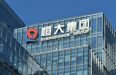 Акции Evergrande (3333 HK) растут