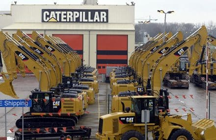 Акции компании Caterpillar Inc (CAT) – надежные инвестиции