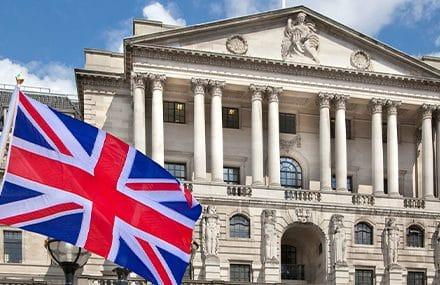 Банк Англии может поднять ставку раньше планируемого из-за роста инфляции
