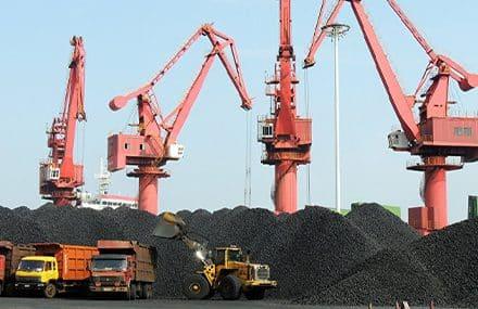 Цены на уголь в Китае рекордно выросли