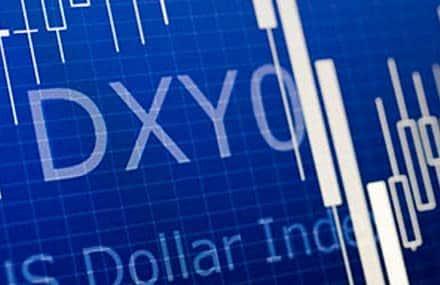 Укрепление индекса DXY