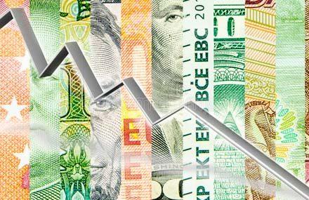 Движения валют на фондовом рынке