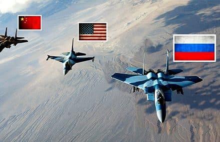 Россия, Китай, США. Гонка продолжается